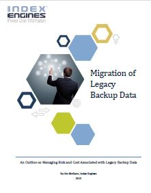 Migration of Legacy Backup Data